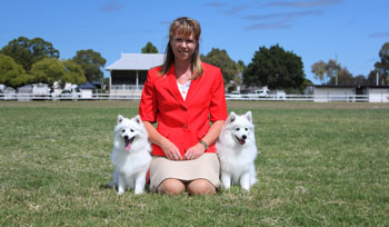 Azlan-Portia-and-I-japanese-spitz
